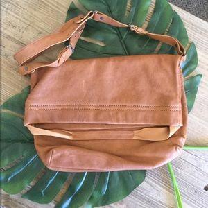 GAP Leather HOBO Bag NWT